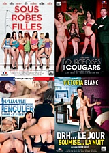 Pack 4 films duo dvd n°10